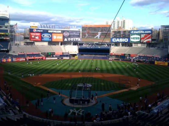 Yankee Stadium - field shot.jpg