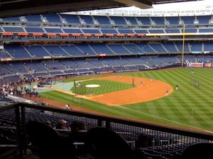 Yankee Stadium -first base shot.jpg