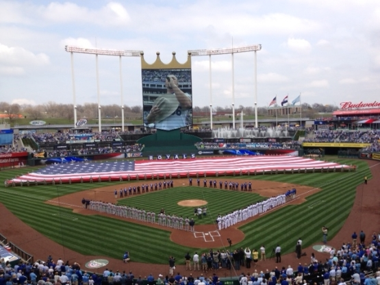 Opening Day at The K 3